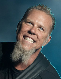Foto media di James Hetfield