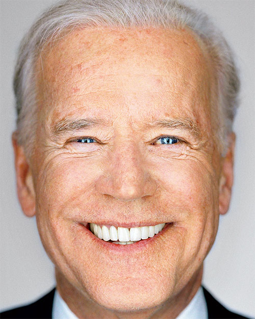 Foto media di Joe Biden