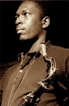 Foto media di John Coltrane