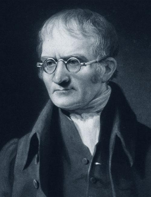 Una foto di John Dalton