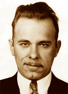 john dillinger bio Is there any truth to the folk legend john dillinger's private parts are housed at the smithsonian find out here.