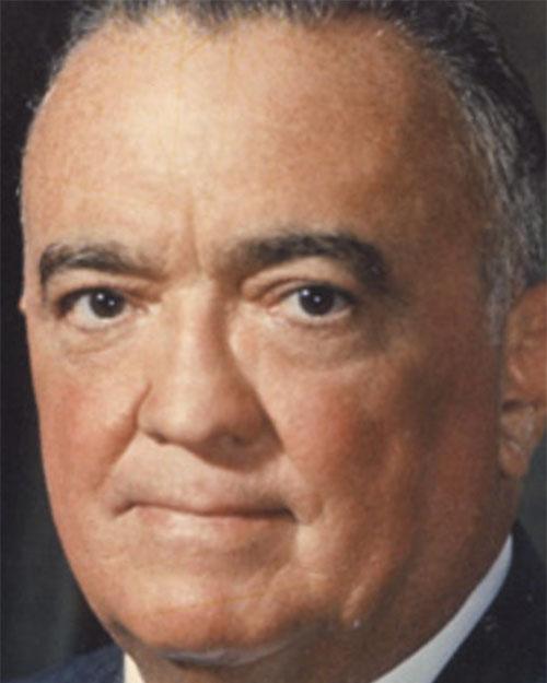 Foto media di John Edgar Hoover