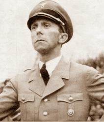 Foto media di Joseph Goebbels