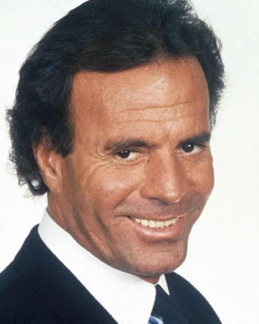 Foto media di Julio Iglesias
