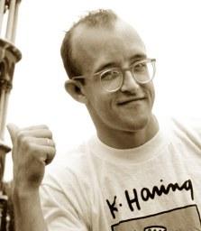 Foto media di Keith Haring