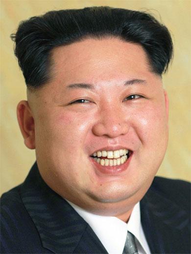 Foto media di Kim Jong-un