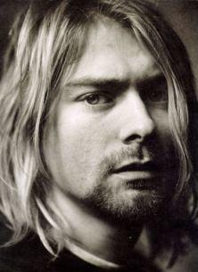 Foto media di Kurt Cobain