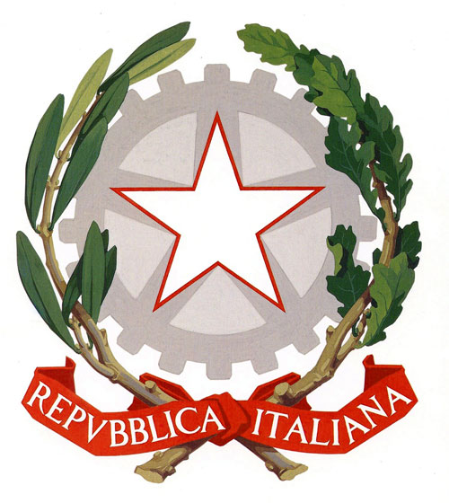 Emblema della Repubblica Italiana