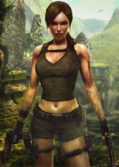 Foto media di Lara Croft