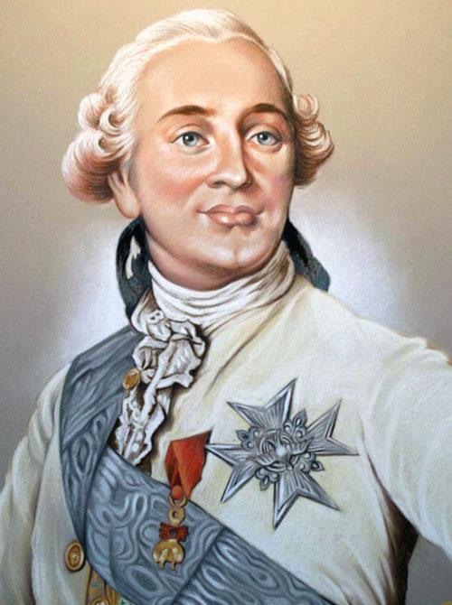 Foto media di Luigi XVI di Francia