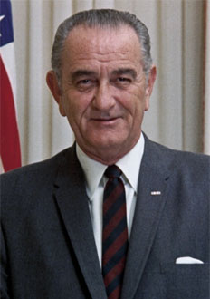 Foto media di Lyndon Johnson