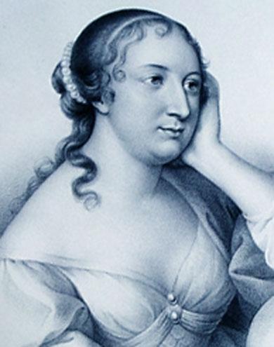 Foto media di Madame de La Fayette