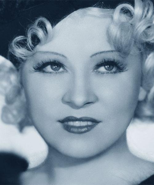 Foto media di Mae West