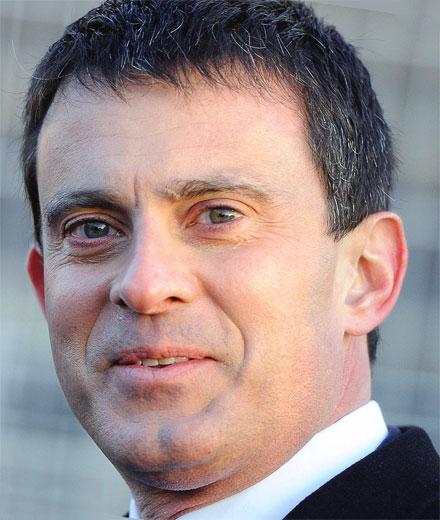 Foto media di Manuel Valls