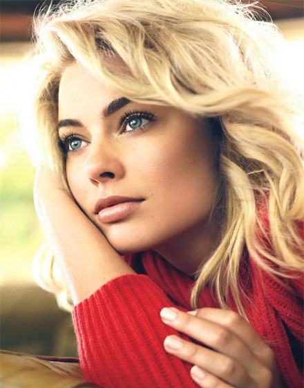 Foto media di Margot Robbie