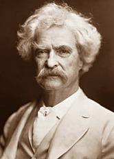 Foto media di Mark Twain