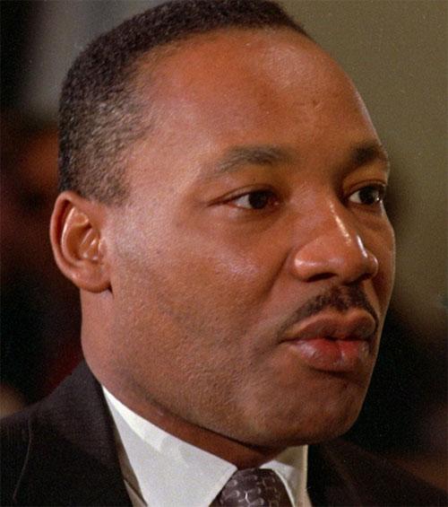 Foto media di Martin Luther King