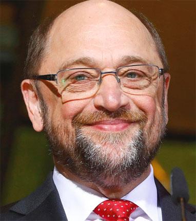 Foto media di Martin Schulz