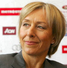 Foto media di Martina Navratilova