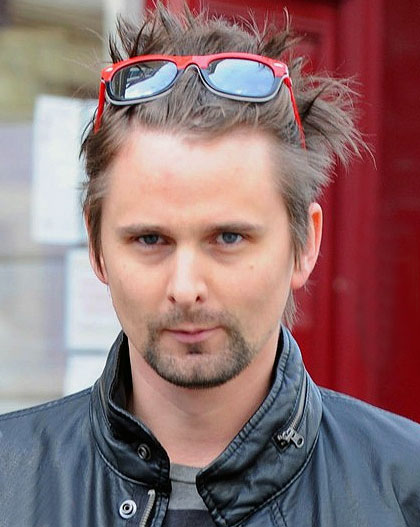 Foto media di Matthew Bellamy