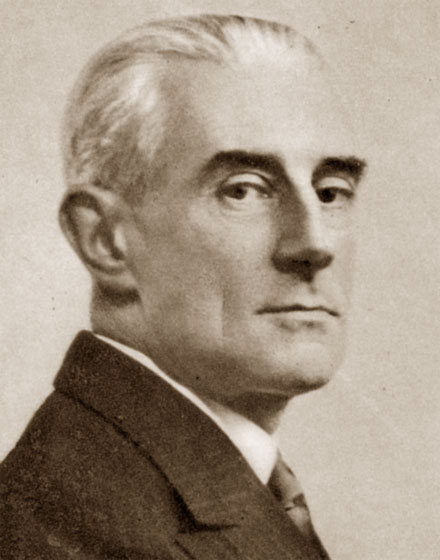 Foto media di Maurice Ravel