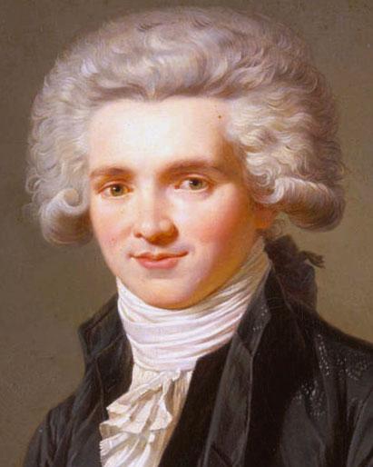 Foto media di Maximilien de Robespierre