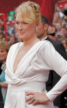 Foto media di Meryl Streep