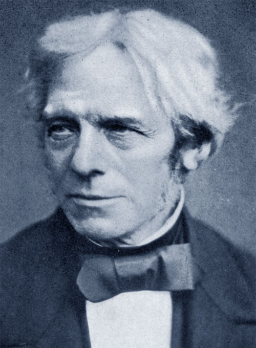 Foto media di Michael Faraday
