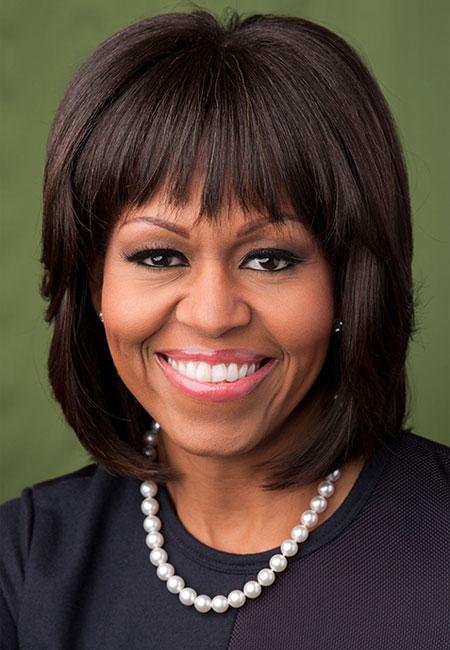 Foto media di Michelle Obama