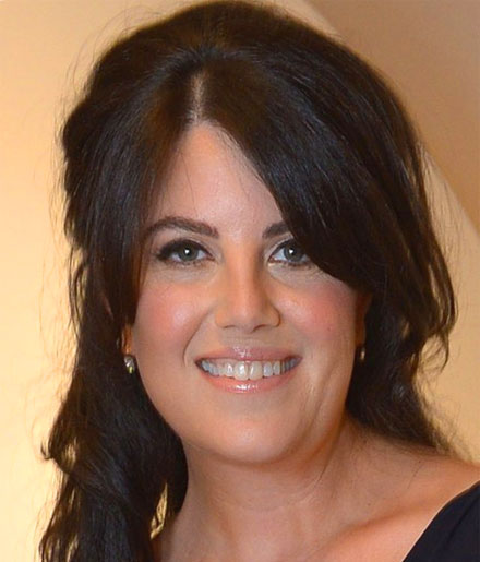 Foto media di Monica Lewinsky