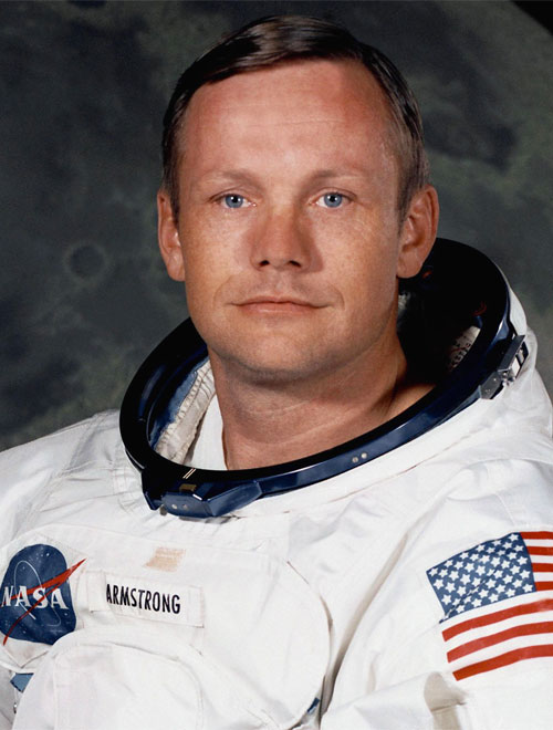 Foto media di Neil Armstrong