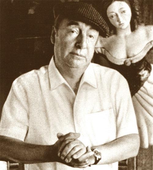 Foto media di Pablo Neruda