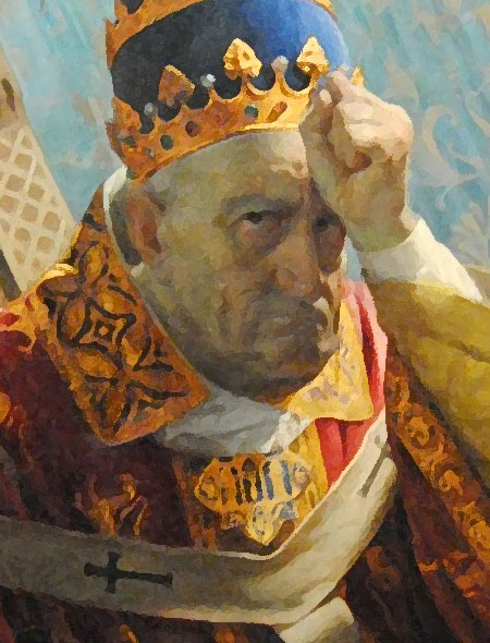 Foto media di Papa Bonifacio VIII