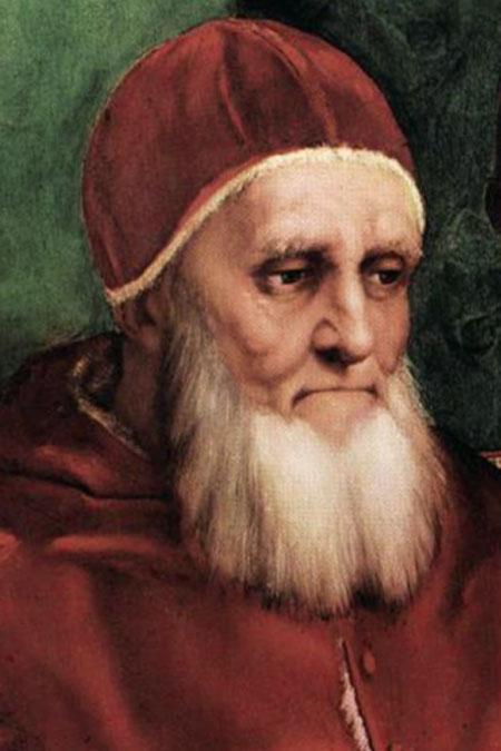 Foto media di Papa Giulio II