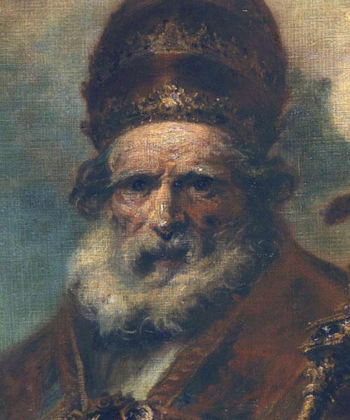 Foto media di Papa Leone I