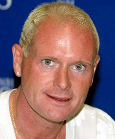Foto media di Paul Gascoigne