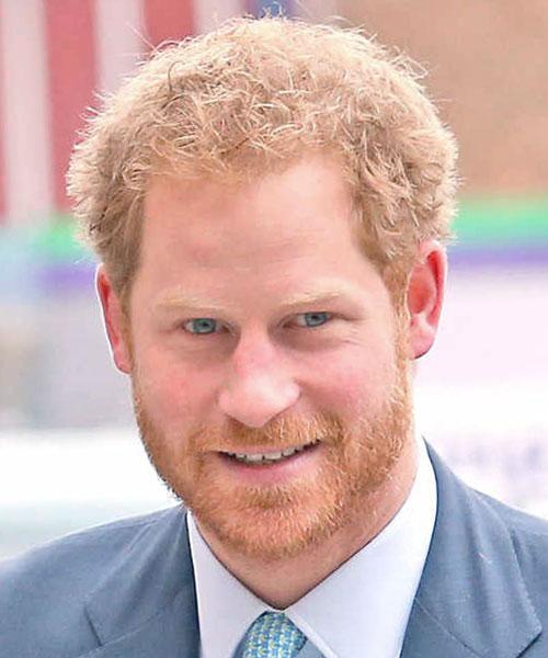 Foto media di Principe Harry