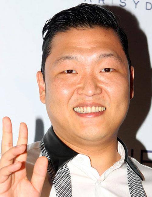 Foto media di Psy