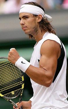 Foto media di Rafael Nadal