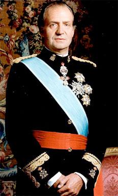 Foto media di Re Juan Carlos di Borbone