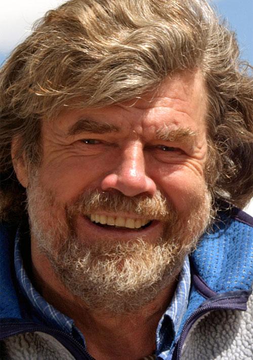 Foto media di Reinhold Messner