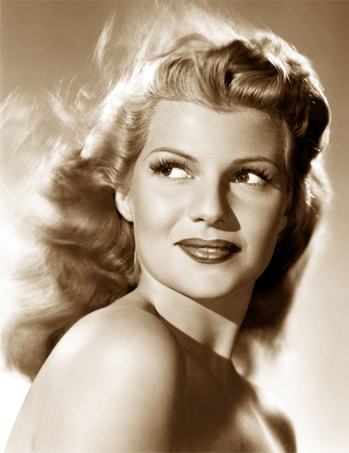 Foto media di Rita Hayworth