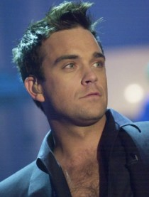 Foto media di Robbie Williams
