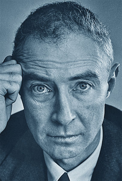 Foto media di Robert Oppenheimer
