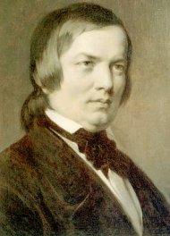 Biografia di robert schumann for Compositore tedesco della musica da tavola