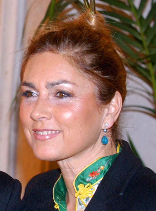 Foto media di Romina Power