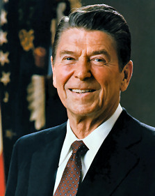 Foto media di Ronald Reagan