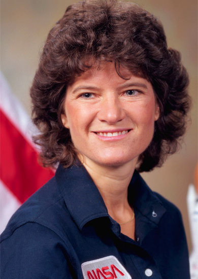 Foto media di Sally Ride