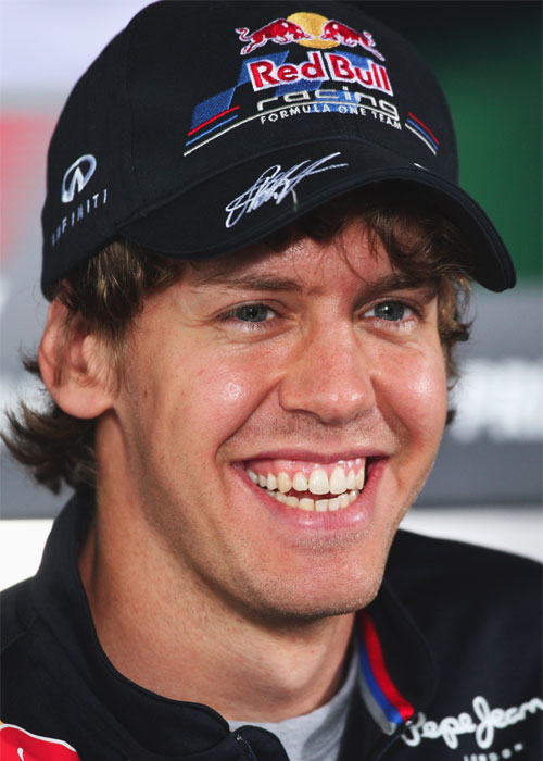 Foto media di Sebastian Vettel