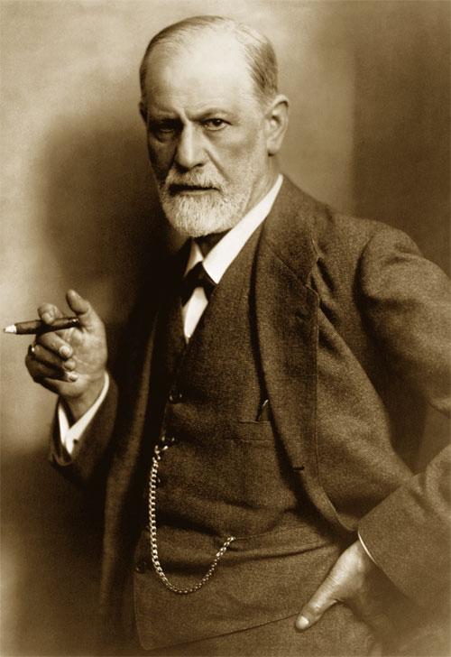 Foto media di Sigmund Freud